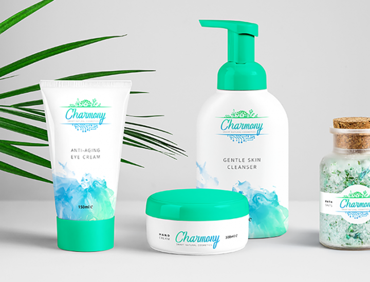 Identity and Product Design for Charmony